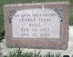 George Isaac Rigg