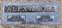 Jack Rutledge Alexander