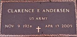 Clarence Emil Andersen
