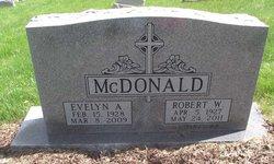 Evelyn <i>Spahr</i> McDonald