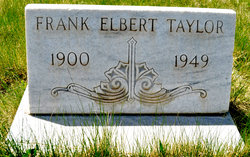 Frank Elbert Taylor