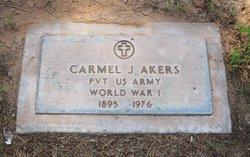 Carmel Joseph Akers
