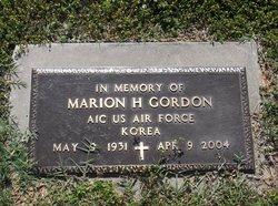 Marion Hunter Gordon