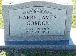 Harry James Gordon