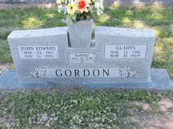 John Edward Gordon