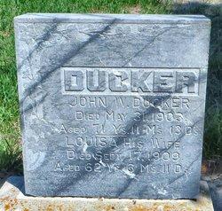 Louisa <i>Snyder</i> Ducker