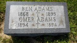 Omer Adams