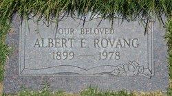 Albert E Rovang