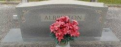 Allen Hamilton Albritton