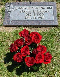 Mrs Maria Esther <i>Lajara</i> Duran