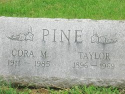 Cora Marie <i>Miller</i> Pine