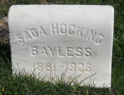 Sarah <i>Hocking</i> Bayless