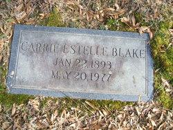 Carrie Estelle Blake