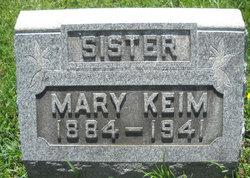 Mary Keim