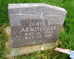 James O. Aemisegger