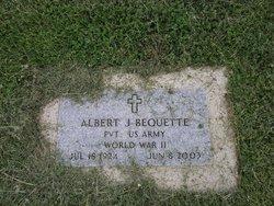 Albert J Bequette