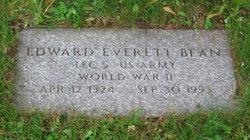 Edward Everett Tink Bean