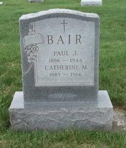 Catherine Margaret <i>Beckman</i> Bair