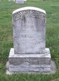 George Edward Bair