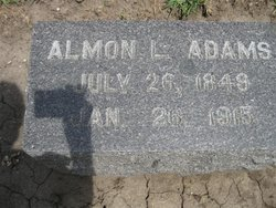Almon L Adams