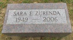Sara E Zurenda