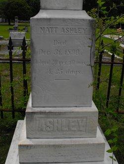 Nathaniel Natt Ashley