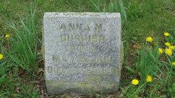 Anna Margaret <i>Yerks</i> Burrier