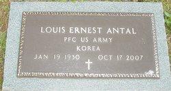 Louis E Antal