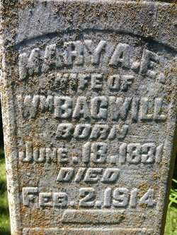 Mary Elizabeth Bagwill