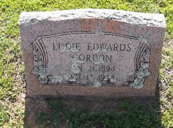 Ludie Edwards Gordon