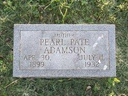 Pearl Princess <i>Pate</i> Adamson