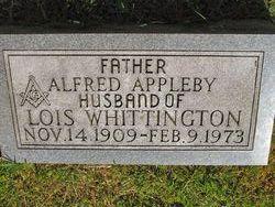 Willie Alfred Appleby