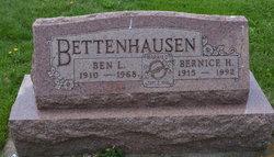 Ben L Bettenhausen