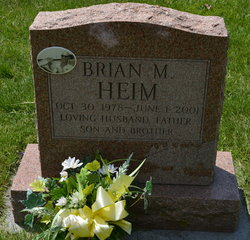 Brian M Heim