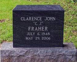 C. J. Fraher