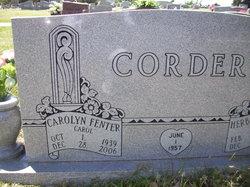 Carolyn <i>Fenter</i> Corder
