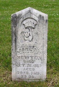 Jane <i>McVey</i> Newton