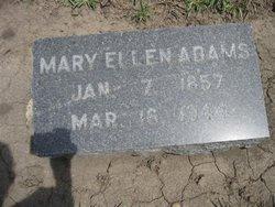 Mary Ellen June Adams
