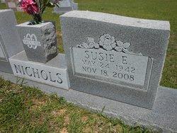 Susie Evelyn <i>Jasper</i> Nichols