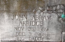 John Abram Akridge