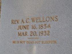 Rev A C Wellons