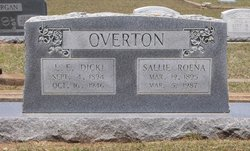 Luther Ewell Overton