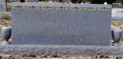 Mary Jane <i>Evetts</i> Dodson