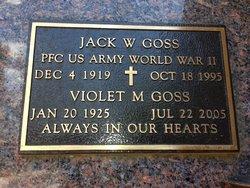 Jack Wesley Goss