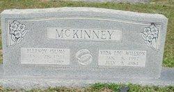 Vida Lou <i>Willson</i> McKenney