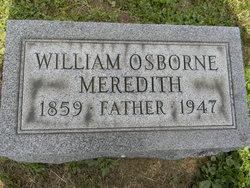 William Osbourn Meredith