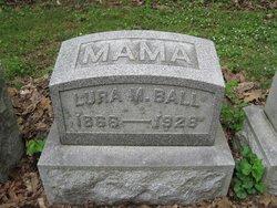 Lura May <i>Chamberlin</i> Ball