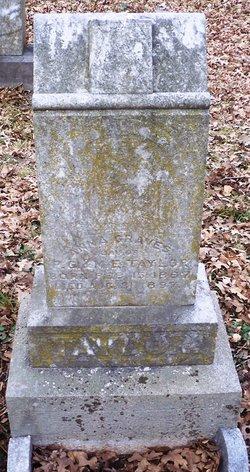 Ann A. <i>Graves</i> Taylor