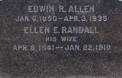 Ellen E <i>Randall</i> Allen