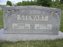 Clyde Stewart